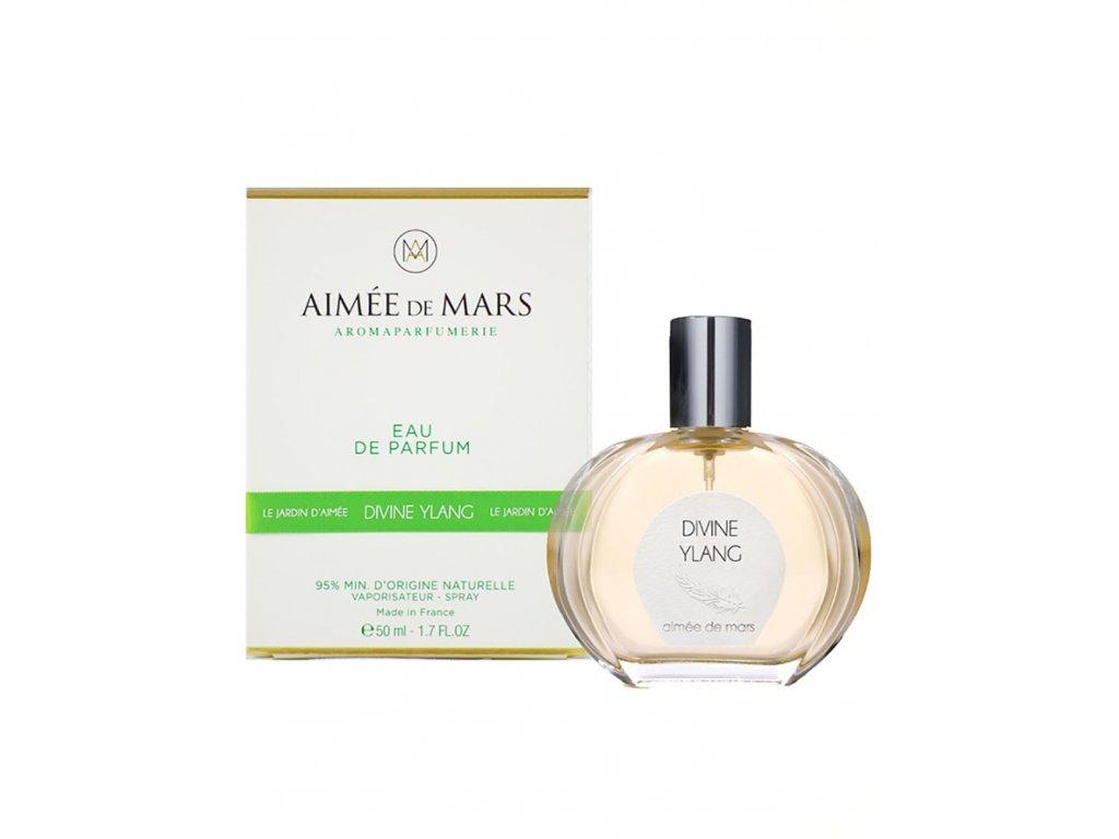 parfum vegan bio divine ylang aimee mars 3l
