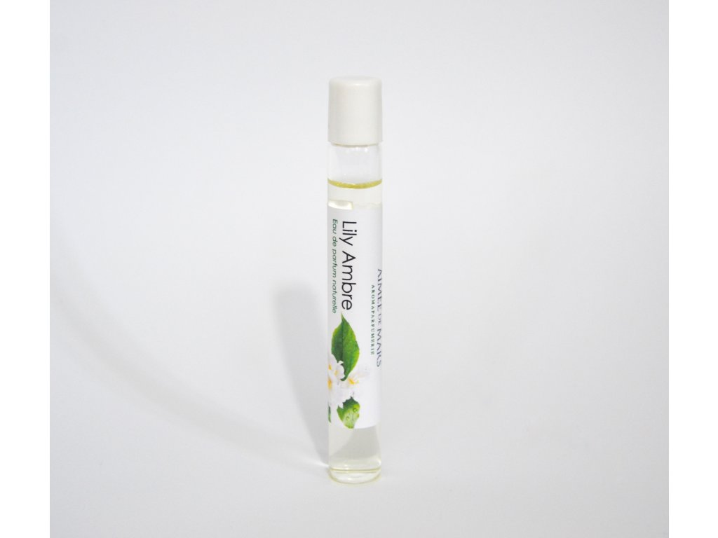 Aimee de Mars Lily Amber dámska parfumovaná voda roll-on 10 ml