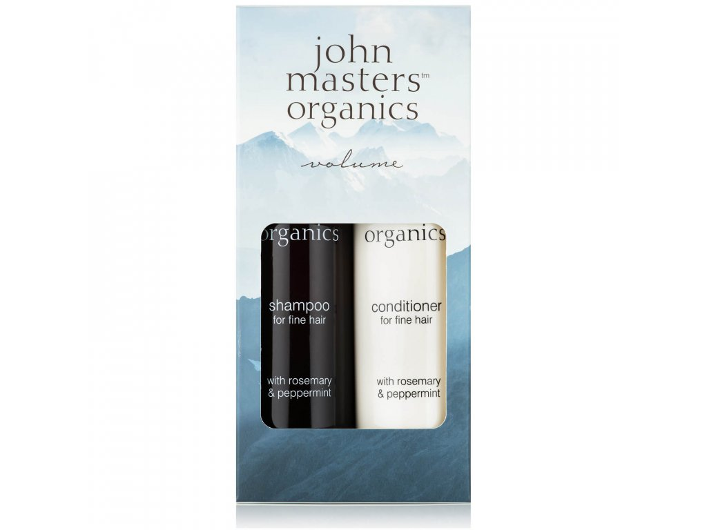 john masters organic volume collection