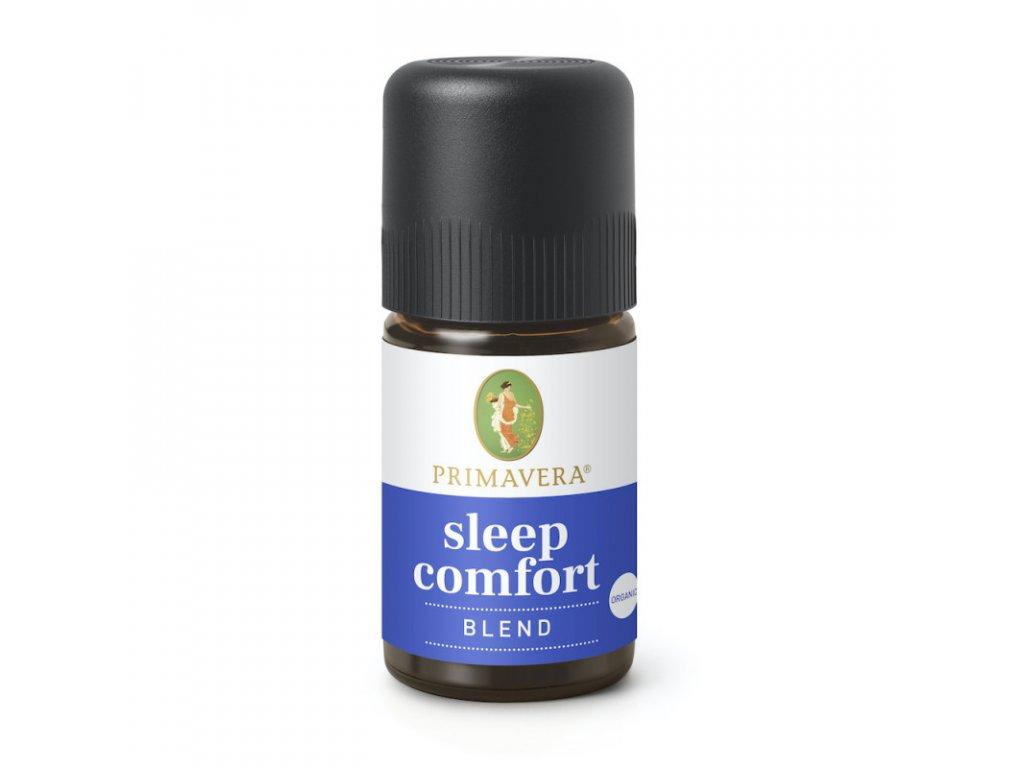 primavera sleep comfort zmes esencialnych olejov dobry spanok 5ml