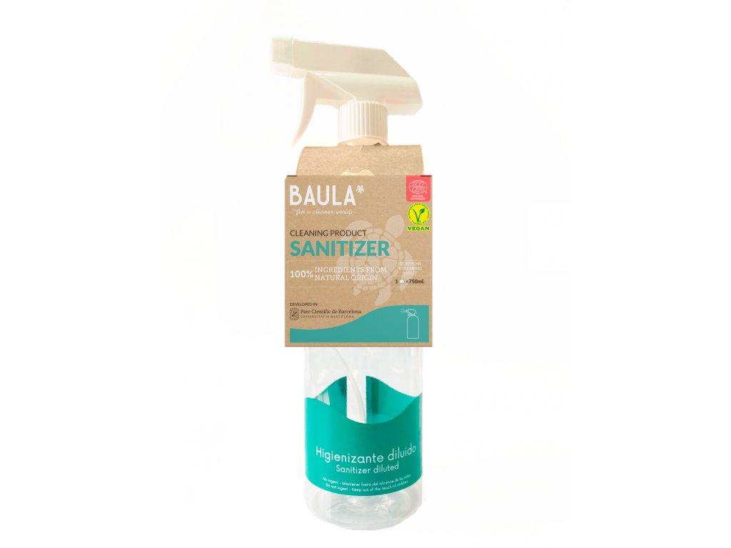baula dezinfekcia starter kit flasa tableta
