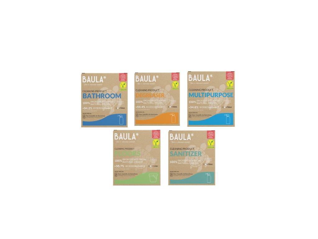 Baula multipack tablety na upratovanie