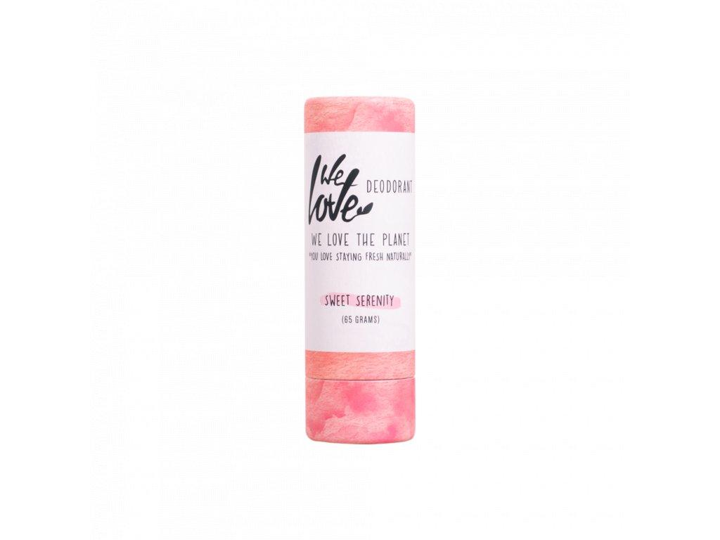 we love the planet deodorant sweet serenity