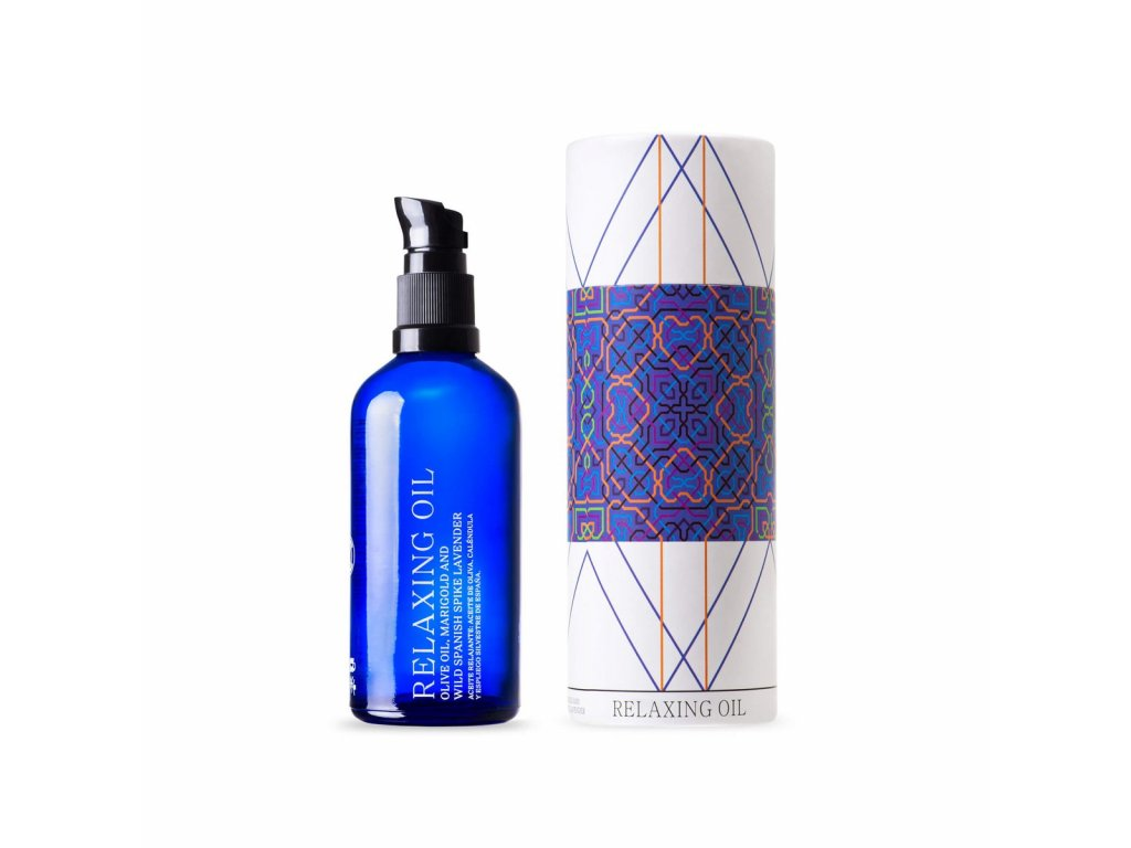 andaluz skincare relaxing oil