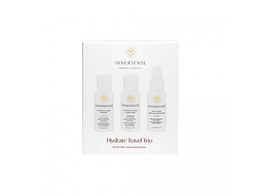 Hydrate Travel Trio Box Innersense Organic Beauty