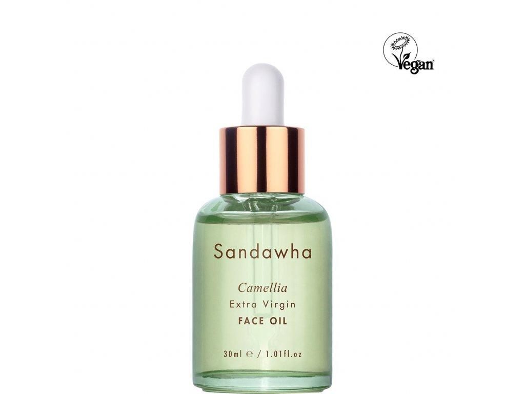 sandawha extra virgin face oil