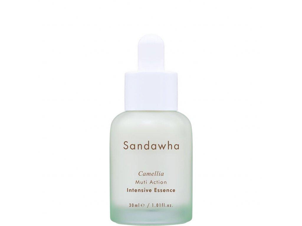 sandawha camelia liposome multi action essence
