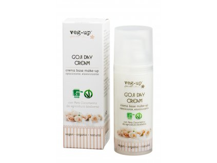 Veg up denný goji krém, 50 ml