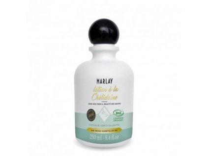 lotion bio a la chelidoine 250ml marlay cosmetics