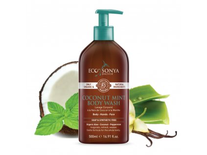 eco by sonya sprchovy sampon body wash 500ml