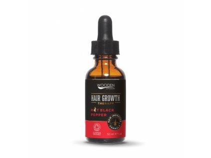 wooden spoon serum na rast vlasov s ciernym korenim 30ml