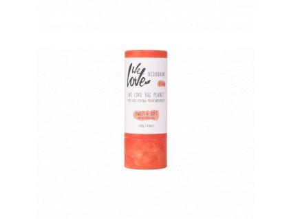 we love the planet deodorant sweet soft