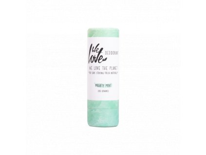we love the planet deodorant mighty mint