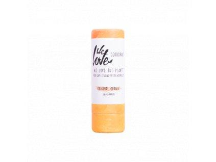we love the planet deodorant original orange