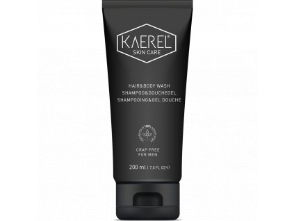 kaerel wash away sampon a sprchovy gel 200ml