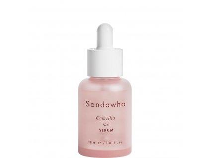 sandawha camelia oil serum
