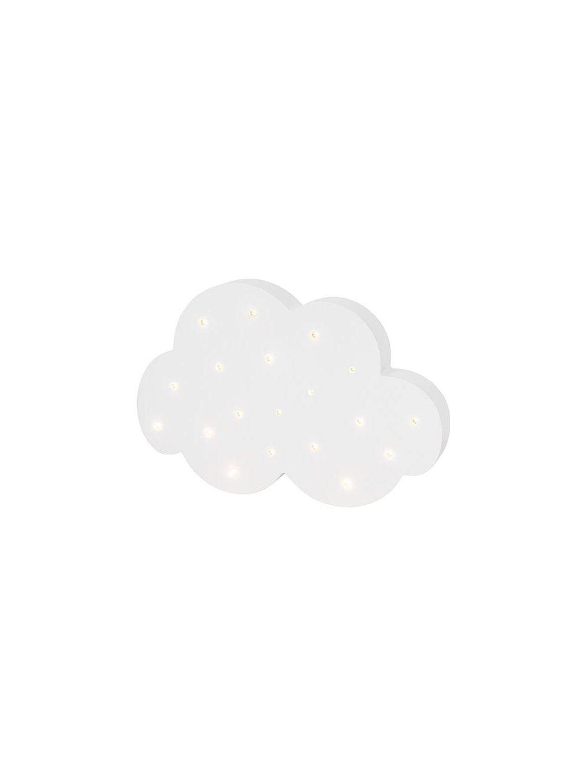 Detská Led lampa Oblak
