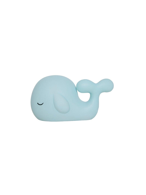 Detská nočná lampa Veľryba 2