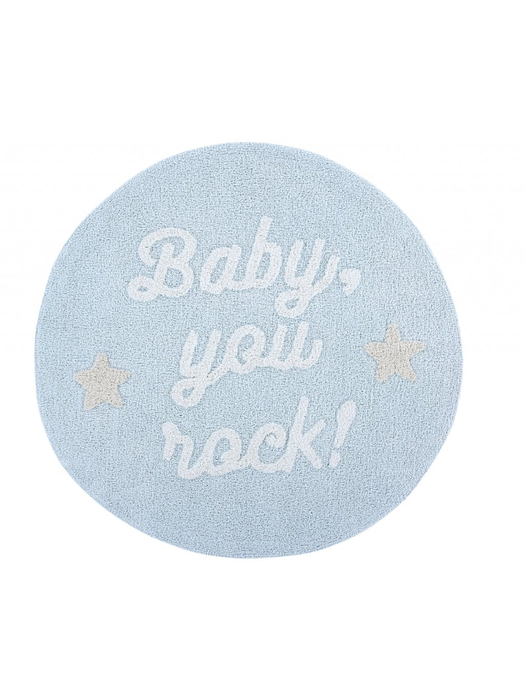 Detský koberec Baby, You Rock!, Mr Wonderful & Lorena Canals 00