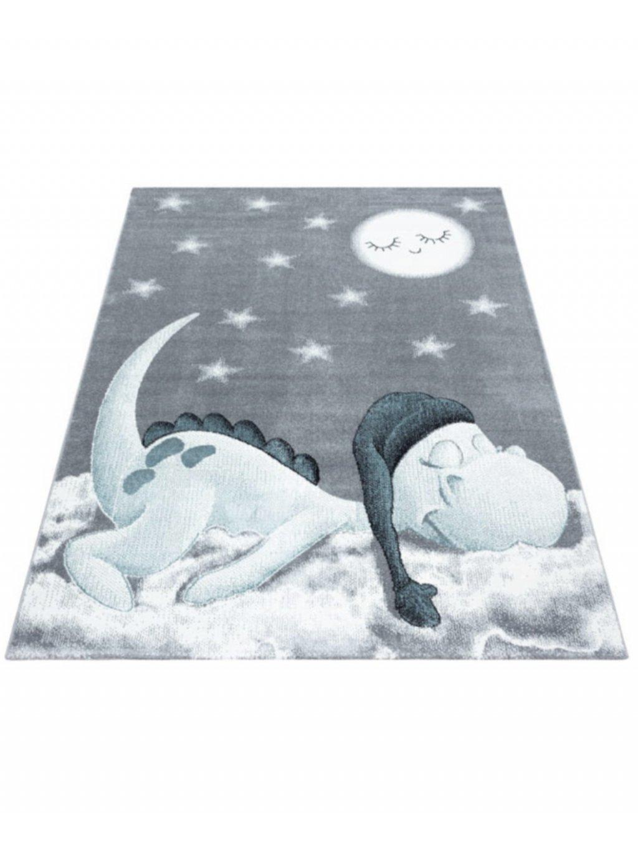 Detský koberec Bambi korytnačka rôzne rozmery 01