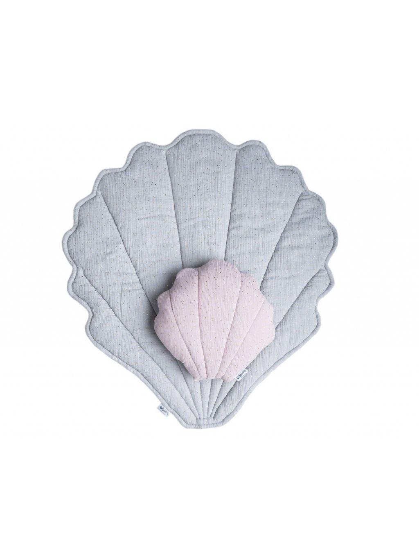 Hracia podložka Seashell