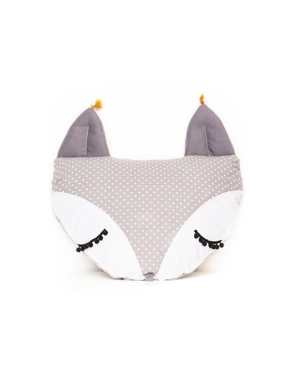 Detský vankúš Cozy Fox 01