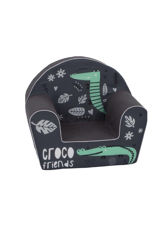 Detské kresielko Crocodile 9