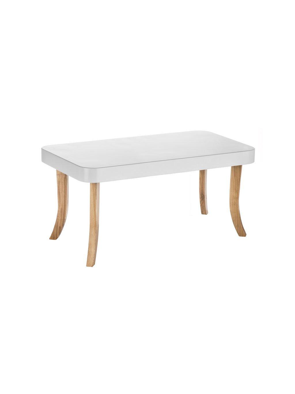Masívny veľký stolík pre deti