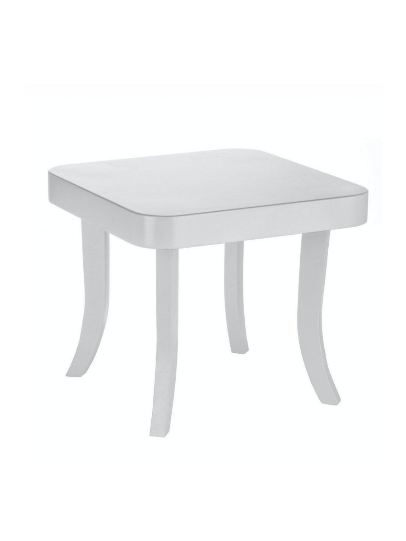 Detský stolík Somebunny štvorec biele nožičky 00