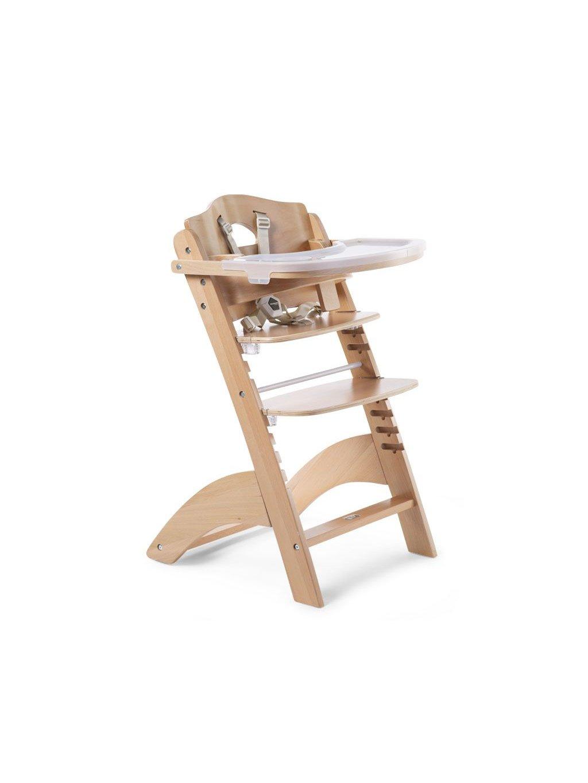 Rastúca stolička Childhome Lambda 3 natural