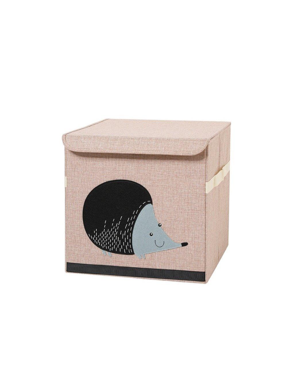 Box na hračky Ježko