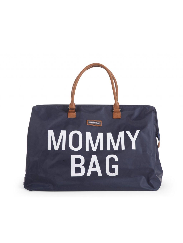 Childhome prebaľovacia taška Mommy bag navy