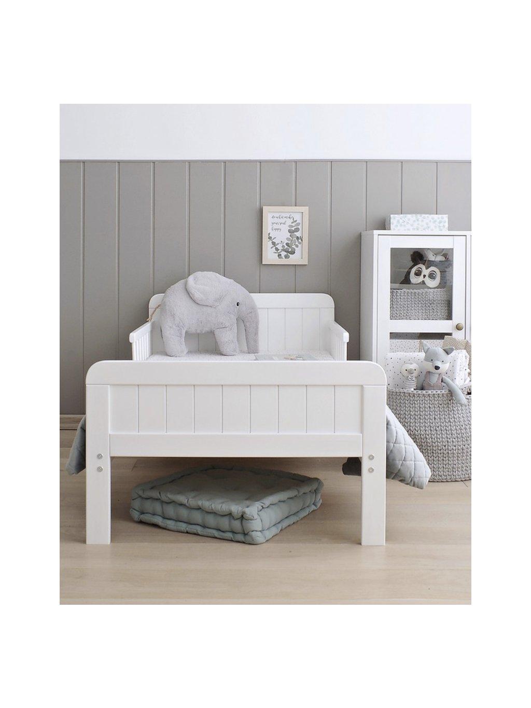 Detská postel Seyla 140x70 + bariérky 1