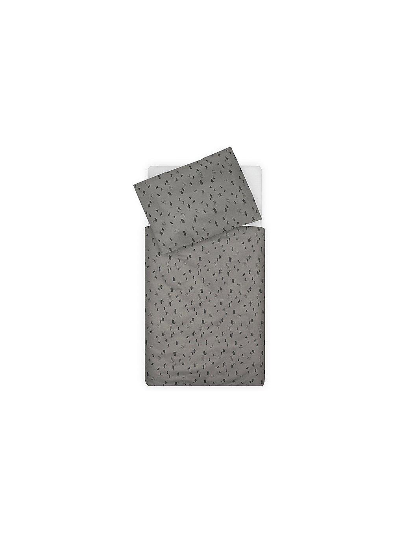 Bavlnené obliečky Spot Grey 135x100 cm 2