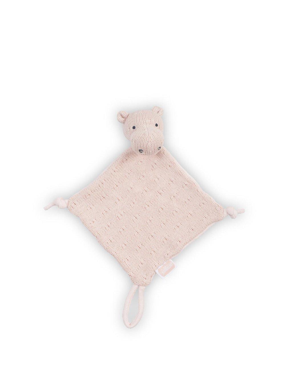 Mojkáčik Hippo ružový s dečkou 010