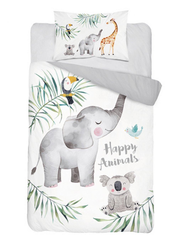 Bambusové obliečky Happy Animals rôzne rozmery 4