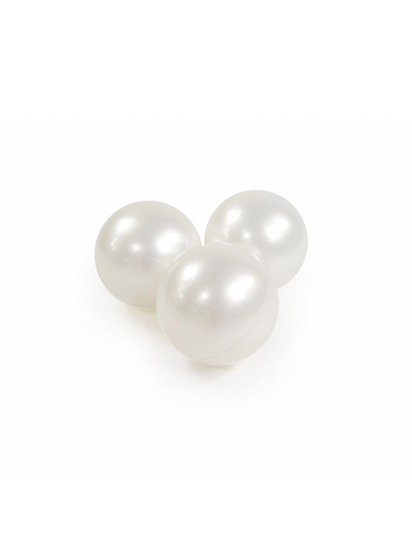 Detské loptičky perleťové 50ks