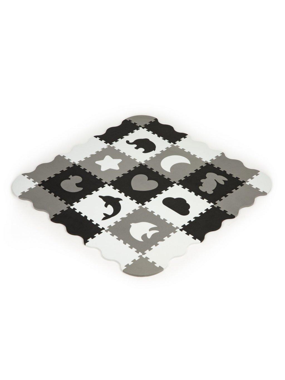 Penové puzzle Eva Ecotoys Zvieratká 122x122 cm 25 ks 3