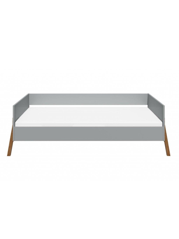 Detská posteľ Lotta grey 160x80