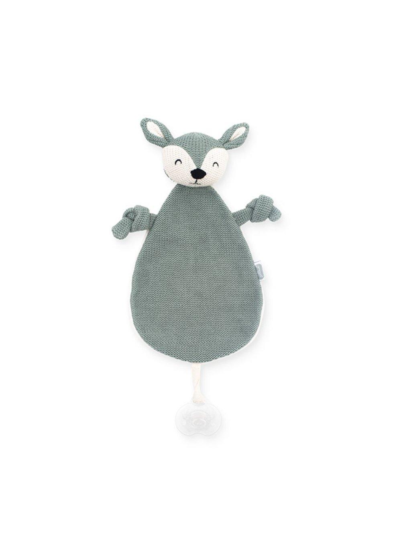Mojkáčik Jelenček s dečkou zelený