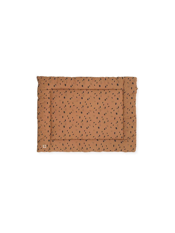 Hracia podložka Jollein 80x100cm Spot caramel