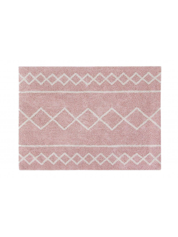 Detský koberec Oasis ružový