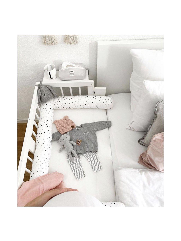 Postieľka k posteli
