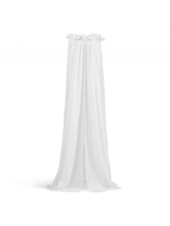 Baldachýn Jollein blush biely 155 cm 1