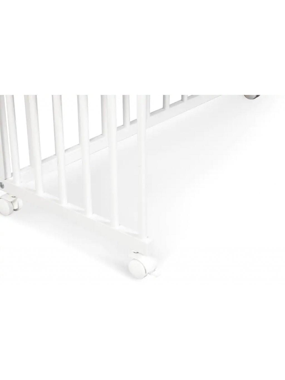 Postieľka k posteli borovicová 90x40 Baby Moo