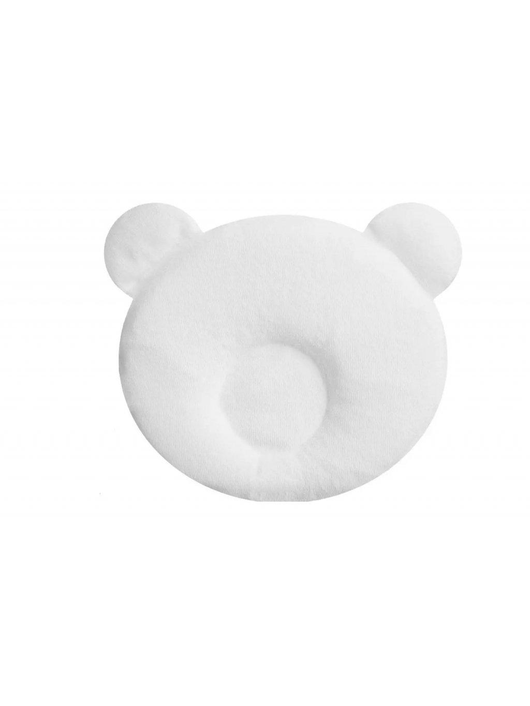 Vankúš Panda biely proti preležaniu 0