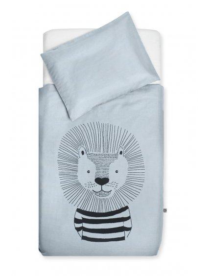 Detské obliečky Wild Lion 140x200