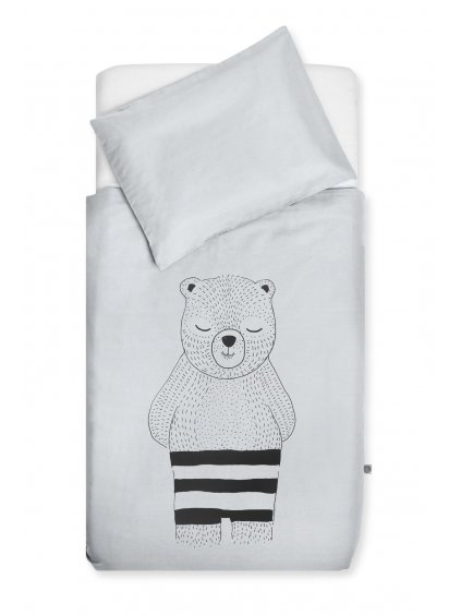 Detské obliečky Wild Bear 140x200