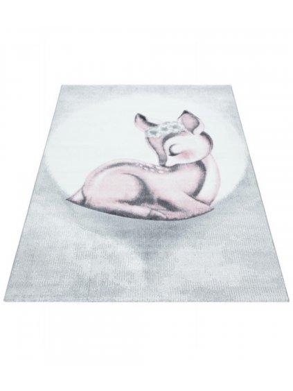 Detský koberec Bambi rôzne rozmery 00