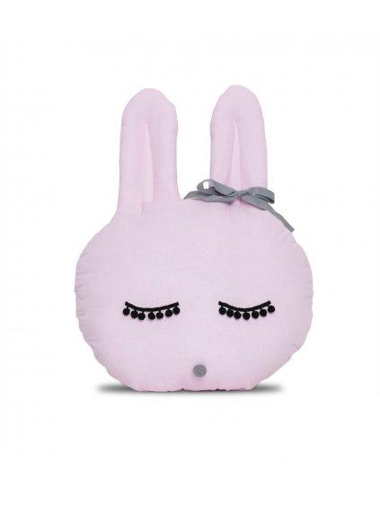 Detský vankúš Pink Bunny 0